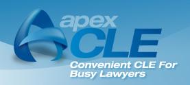 Apex CLE